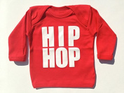 HIP HOP red t-shirt, 4-5 years 4-5 years