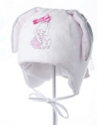 Baby Girl Hat Infant Girl Warm Winter Occasion Cap 6 9 12 18 24 mths