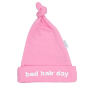 BAD HAIR DAY candy pink cute hat