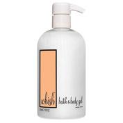 Whish Orange Cream Bath And Body Gel
