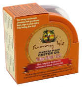 Sunny Isle Jamaican Castor Oil Edge Hair Gel 100ml Jar