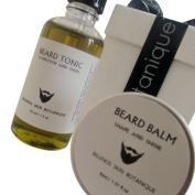 Beard Oil and Beard Wax Duo Beardy Box - Gift Set Duo