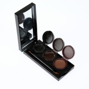 MUSIC FLOWER Makeup Eyebrow & Eyeliner Gel Cream 3 Colours with Brush
