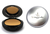 Vivien Kondor - Compact Powder - 02 Deep Brown