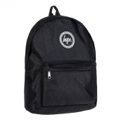 Hype Backpack (Black) 16.5x 12.60cm x 21cm