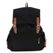 Hot Fashion Vintage Men Women Canvas Backpack Rucksack Satchel School Bag Unisex