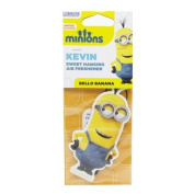 Bello Banana Kevin Hanging Minions Air Freshener