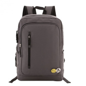 TechSmile® New Style Simple Fashion Student Schoolbag Popular Casual Bag Travel Backpack