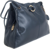 Gigi Othello Soft Leather 3 Section Shoulder Handbag Various Colours - Best Seller 4323