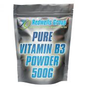 Pure Vitamin B3 (Niacinamide) Powder - 50g / 100g / 250g / 500g -