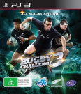 All Blacks Rugby Challenge 3 - PS3