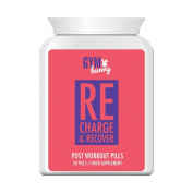 GYM BUNNY RECHARGE & RECOVER POST WORKOUT PILLS - MUSCLE BUILDING GET TONED