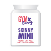 GYM BUNNY SKINNY MINI WEIGHT LOSS PILLS - DIET TABLETS LOSE WEIGHT BODY FAT FAST