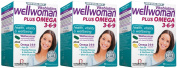 (3 PACK) - Vitabiotic - Wellwoman Plus | 56's | 3 PACK BUNDLE