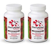 CherryActive Capsules 60 Pack of 2