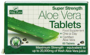Super Strength Aloe Vera (60 Tablets) - x 4 Units Deal