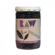Raw Health | Organic Black Chia Seeds | 6 x 450G