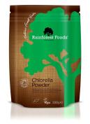 Rainforest Foods Organic Chlorella Powder 200g x 1