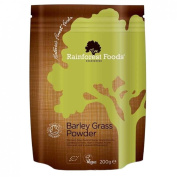 Rainforest Foods | Nz Barley Grass Powder | 6 x 200G