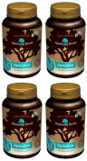 (4 PACK) - Rainforest Foods - Organic Spirulina | 300's | 4 PACK BUNDLE