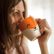 Thumbs Up A0001317 Fox Mug Mug