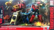 Transformers Platinum Edition G1 Reissue Autobot Intel Ops Perceptor & Blaster