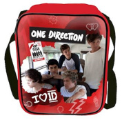 One Direction Tour Bus Official Lunch Bag, Red