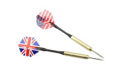 . Copper Steel Tip Darts Needle Dart Flights Play Dart Steel Throwing Toy