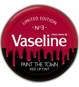 Vaseline Paint the Town Red Lip Therapy - Limited Edition - Lip Balm - 20g