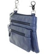 Genuine Leather Small Shoulder Crossbody Travel Mini Purse Bag