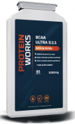 The Protein Works BCAA Branch Chain Amino Acid (5:1:1 Ratio) 90 Tablets
