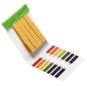 Ama-ZODE 80 Strips Full Range pH 1-14 Test Tester Paper Indicator Litmus Testing Kit NEW