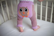 Baby Leggings/footless tights from Blade and Rose - girls Owl design 2-3 yrs