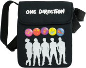 ONE DIRECTION 1D CROSS OVER SHOULDER SCHOOL TABLET BAG