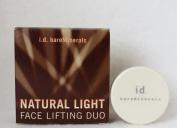 Bare Escentuals Natural Light Duo Well-Lit Back-Lit Bare Minerals Well Lit Back Lit BareMinerals 2g
