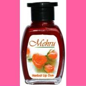 Mehru Lip Dye, Natural Herbal Lip Stain - Angel