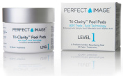 Tri-Clarity Peel Pads Enhanced with Salicylic | Mandelic | Botanical Blend