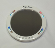 Travel Makeup Mirror with Led Lights