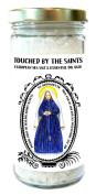 Saint Bernadette Patron of Healing Bodily Illness European Sea Essential Oil Lavender Bath Salts