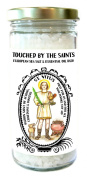 Saint Vitus Patron of Actors, Comedians, Dancers European Sea Essential Oil Lavender Bath Salts