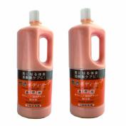 Journey Beauty Persimmon tannin bodysoap 1000ml 2 bottles