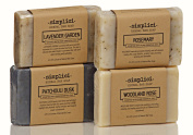 SIMPLICI Powerful Calm bar soap 4-pack
