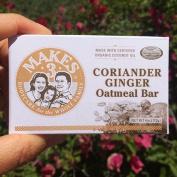 Makes 3 Organic Soap Bar, Coriander Ginger, 120ml