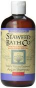 Wildly Natural Seaweed Argan Shampoo Unscented The Seaweed Bath Co. 350ml Liqu by The Seaweed Bath Co.