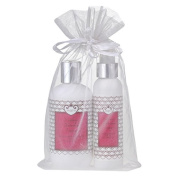 JAQUA - Raspberry Buttercream Frosting Luscious Gift Set