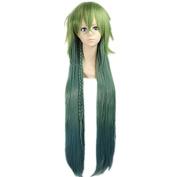 Weeck Anime Amnesia Miyata Kouki Green Dance Cosplay Wigs