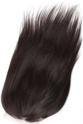 "Cbwigs 100% Indain Remy Hair Lace Closure Straight10""-46cm Nature Colour"