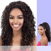 TIO-191 (Motown Tress) - Synthetic Half Wig & Ponytail in DX27_24_4