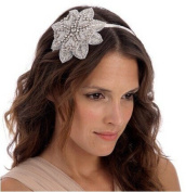 Diamond Bride Bridal Wedding Accessory Hair Head Band Wear Rhinestone Jewellery Headdress Flowers Headband Tiara