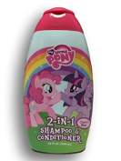 My Little Pony 2 in 1 Shampoo & Conditioner Shampoo for Kids
